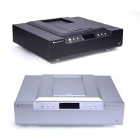 Bada HD-28 CD HDCD tube Player Full Balanced XLR top-loading With Remote