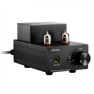 XDUOO TA-05 High Performance Stereo Tube Headphone Amplifier