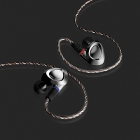 Shanling ME500 HIFI 3.5mm Plug Triple Driver Hybrid In-ear Headphone