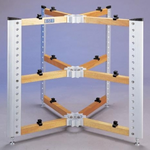 E&T 11-D600-2W1/3W1/4W1 Wood Aluminum HIFI Equipments Racks Stands