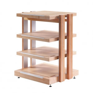 ETKG X6/X-6 HIFI  CD/AV Amplifier Home Rack Wood Audio Equipment Rack Stands