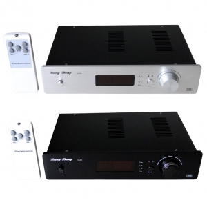 XiangSheng DA-06 AK4493/4495 DSD Asynchronous Xmos Decoder HiFi Amp With Remote