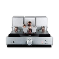 YAQIN B-2T HIFI EL84 Vacuum Tube Preamp Pre-amplifier Preamplifier With Remote
