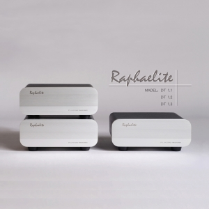 Raphaelite DT1.3 HIFI Mono MC/MM Transformer 1.1K: 47K (1:6) for Ortofon SPU–CG 25/CG 65