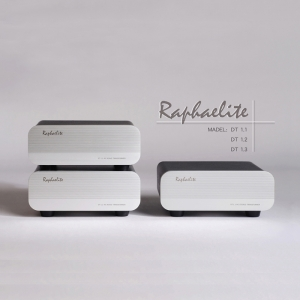 Raphaelite DT1.2 HIFI Mono MC Step-up Transformer 200:47K(1:14) Brand New