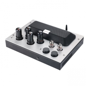 Psaume P12 6N6P*4 HIFI tube Amplifier Headphone Amp with Bluetooth & USB Decode