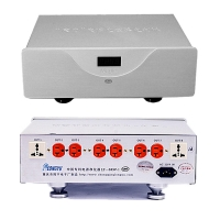 LongYu Magic-2000 Power conditioner with Power Decoder Voltage Filter 8 outlets