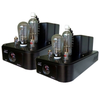 Meixing MingDa MC3008-A Class A Single-ended 300B 805 Tube Mono Block Power Amplifier Pair