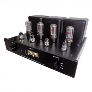 Meixing MingDa MC34-B 6L6*4 valve preamp & Integrated Amplifier 2 In 1 Brand New