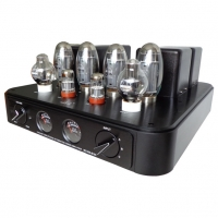 Meixing MingDa MC368-B150 TUNG-SOL KT150*4 tube Integrated & Power Amp with remote