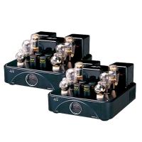 Meixing MingDa MC300845-AB 300B 845 vacuum tube Monoblock Power Amplifier 20th Anniversary Edition Pair