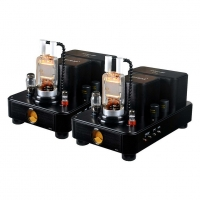 Meixing MingDa MC80-AS Class A Single ended monobloc Power Amplifier Hi-end high-power tube Amp Pair