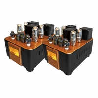 Meixing MingDa MC211-AS mono block power Amplifiers 211*4 vacuum tube HI-FI Audio Amp Pair