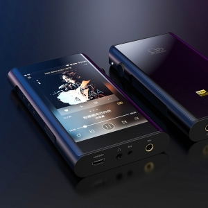 Shanling M6 Android Lossless Music Player AK4495SEQ DAC 32bit / 768 kHz and DSD256