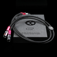 CopperColour CC WHISPER-SE OCC XLR audiophile Audio Balanced Cable 1M Pair