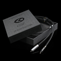 Copper Colour WHISPER-SE RCA OCC audiophile Audio Cable CC Copper Cord Pair