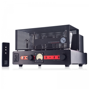 China Audiophile 300B Hi-end Vacuum Tube Integrated Amplifier HiFi Stereo Single-Ended Power Amp