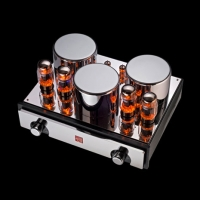 JungSon V-99 Class A JJ KT88*4 tube Amplifier Hifi Push-pull Intergrated Amplifier