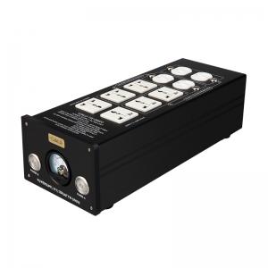 G&W TW-D6600 HIFI Power Supply Filter US Socket Dual control Power Purifier