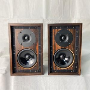 RFTLYS LL3/5A Passive Bookshelf Desktop Speaker HIFI Bookshelf Loudspeaker Pair