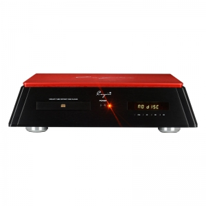 Cayin Spark C30CD 6922EH tube 24bit/192KHz Decode Hi-end Balance CD Player Red Brand New