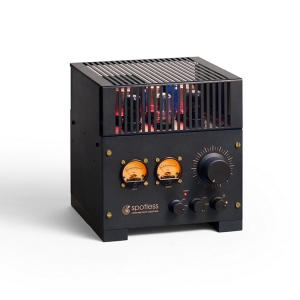Spotless A1 6N8P 6P6P HIFI Integrated Vacuum Tube Amplifier With Bluetooth