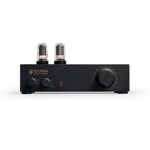 Spotless V1 6H8C HIFI Vacuum Tube Integrated Amplifier  Bluetooth Hybrid Amplifier