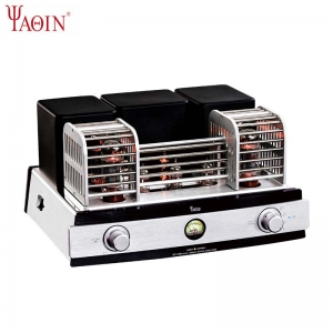 Yaqin MS-34D HiFi Electron EL34*4 tube Amplifier Push-Pull Bluetooth Integrate amplifier With Remote Control