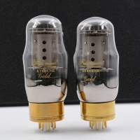 Full Music GOLD KT88/CNE Hi-end Vacuum Tube Valve Matched Pair Brand New