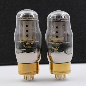Full Music GOLD KT88/CNE Hi-end Vacuum Tube Valve Matched Pair Brand New