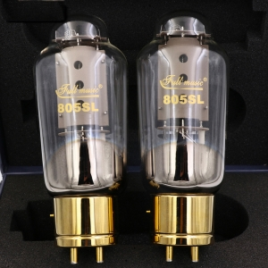 Fullmusic Premium SL Series 805SL Hi-end Vacuum Tube Valve Matched Pair Replace Psvane Acme 805A