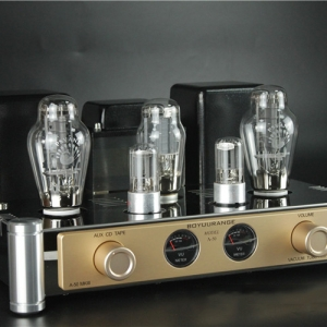 REISONG Boyuu A-50 MKIII 300B Single-end Class A Vacuum Tube Intergrated Amplifier Upgraded Version