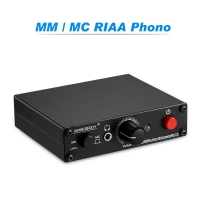 Douk Audio PHONO Pre-stage LP Phono Amplifier With MM/MC Output Audio RCA Preamplifier