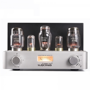 TUOLIHAO T3 KT88 HIFI tube Amplifier Class A & Single-end Audiophile Amplifier with Bluetooth