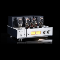 MUZISHARE X9 300B Vacuum Tube Single-ended Class A Amplifier Balance & Pure integrated Amplifier