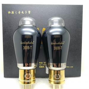 LINLAITUBE 300B-T Vacuum Tube Hi-end Electronic tube value Matched Pair Brand New