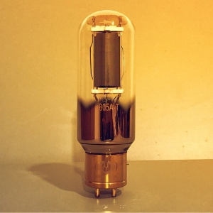 LINLAITUBE 805A-T Vacuum Tube Hi-end Electronic tube value Matched Pair