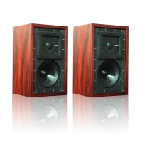 Anubis LS3/5A Monitor Bookshelf HIFI Speakers Passive Loudspeakers Pair British BBC Standard