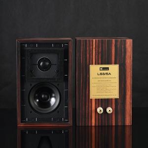 MUZISHARE LS3/5A HIFI Monitor Bookshelf Speakers Loudspeakers Pair Brand New