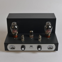 Raphaelite ORIGIN 300B HIFI Bluetooth Tube Amplifier Single Ended Class A Lamp Amplifier