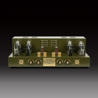 Raphaelite CP150 KT150*4 Hi-end vaccum tube integrated Amplifier Push-Pull Power Amplifier 120W*2 Output power