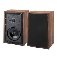YaQin LS3/5A Monitor Bookshelf HIFI Speakers Passive Loudspeakers A Pair