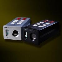 Bada HQ6800 HIFI Audiophile Power Filter Plant Socket Outlet & Audiophile Power Cable US Plug