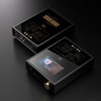 Shanling EM5 Android Streaming Media Bluetooth 5.0 MQA Hard Solution HD HIFI Music Headphone Amplifier Decoding Player