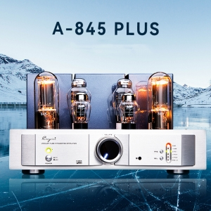 Cayin A-845 PLUS Single-end Class A Power Amplifier & integrated AMP 300B & 845 Tube 2021 Version