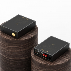 Shanling EA5 Streaming Media power Amplifier Home high-Power Android Desktop Player With Decode
