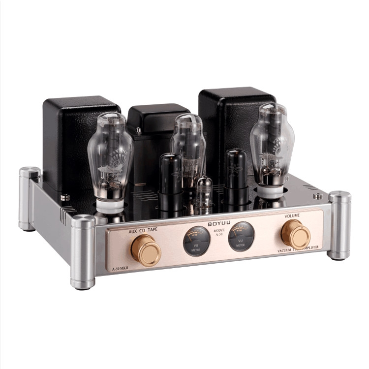 REISONG Boyuu A50 MKII 300B tube hifi intergrated amp Single-end Class A