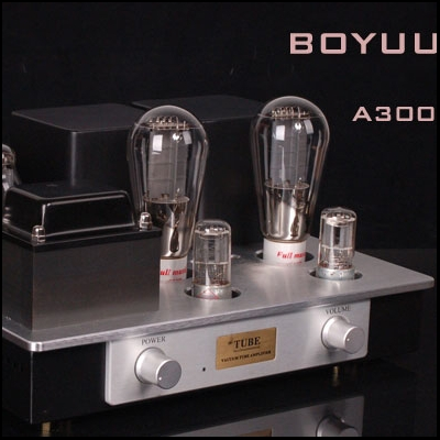 REISONG Boyuu A300 300B Tube Single-ended Class A Audio Amplifier