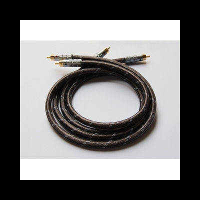 BADA HL-1 Audiophile Super Audio Interconnect Cable 1M Pair