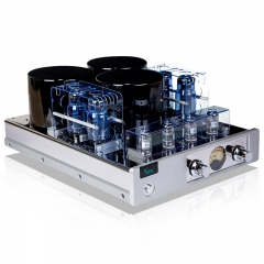 YAQIN MC-13S 6CA7-T Class A Vacuum Tube Push-pull Hifi Integrated Amplifier